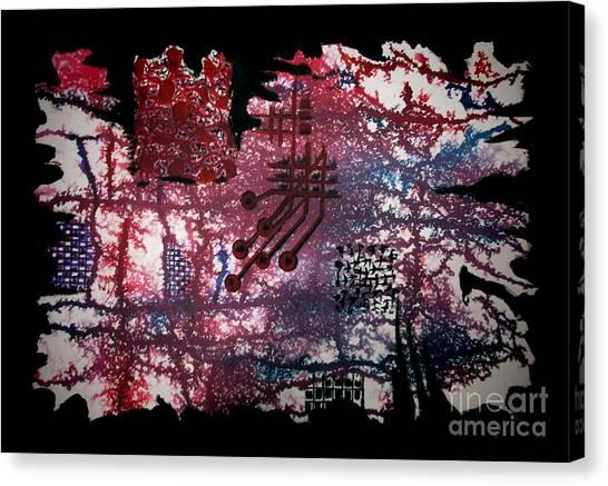 Untitled-105 Canvas Print