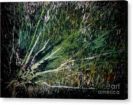 Untitled-107 Canvas Print