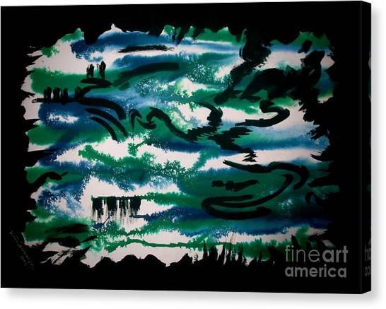 Untitled-111 Canvas Print