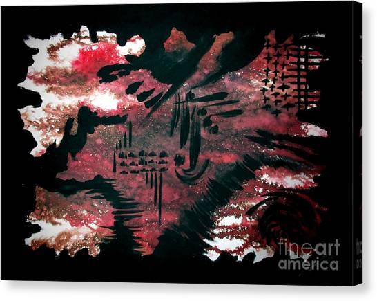 Untitled-113 Canvas Print