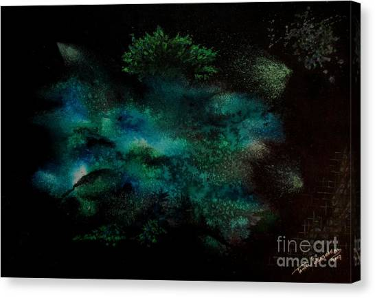 Untitled-50 Canvas Print