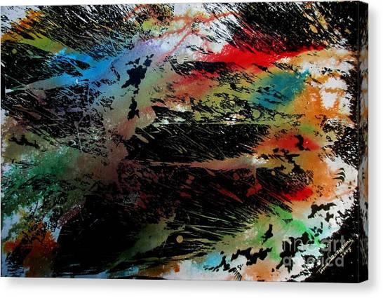 Sparkle Canvas Print