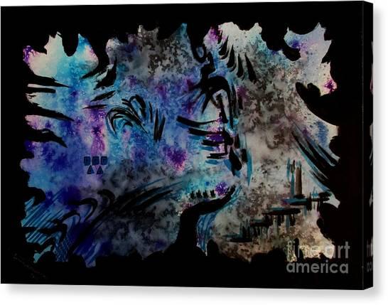 Untitled-62 Canvas Print