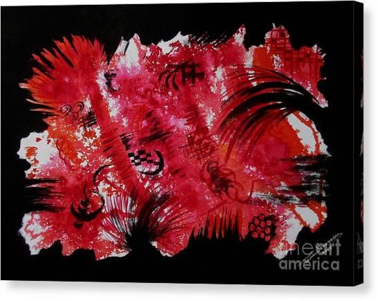 Untitled-67 Canvas Print