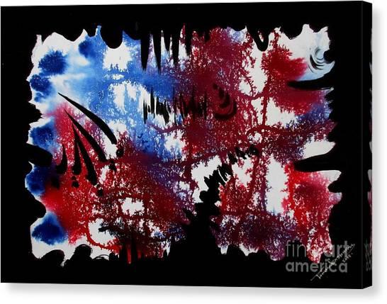 Untitled-72 Canvas Print