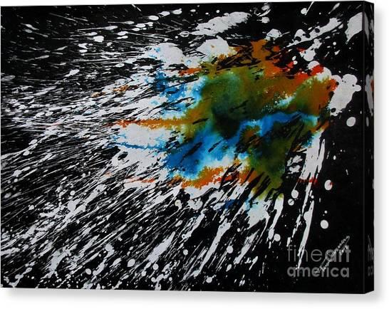 Untitled-73 Canvas Print