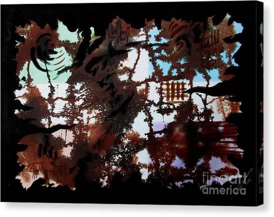 Untitled-83 Canvas Print
