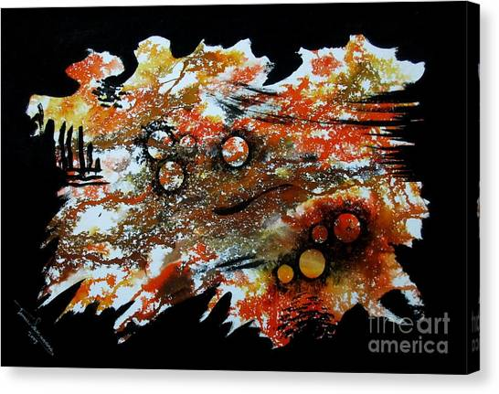 Untitled-85 Canvas Print