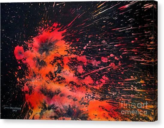Untitled-87 Canvas Print