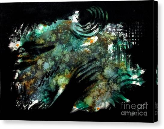 Untitled-97 Canvas Print