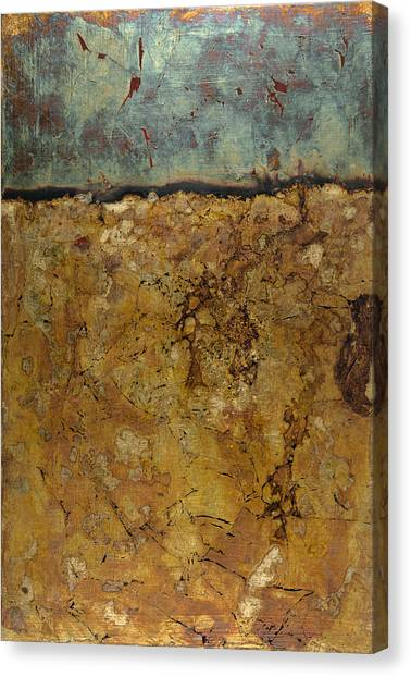 Untitled A Canvas Print by Wayne Berger