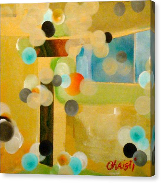 Hgtv Canvas Print - Untitled by Christine Brinson