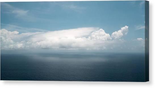 Untitled Cloud Canvas Print
