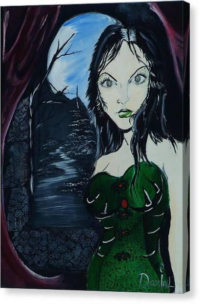 Untitled Canvas Print by Danial Mcclinton