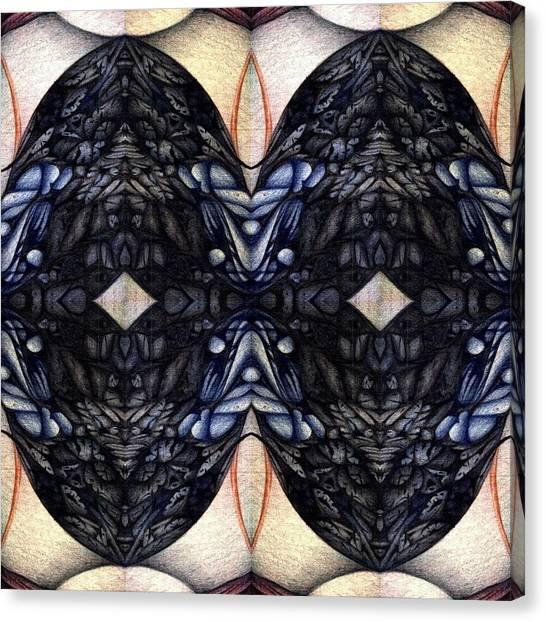 untitled III Canvas Print