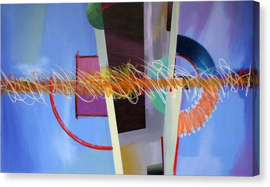 Untitled Canvas Print by Marston A Jaquis