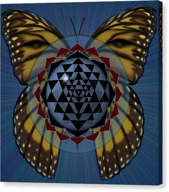 Transforming Meditation Canvas Print