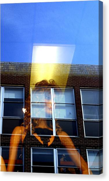 Up High Canvas Print by Jez C Self