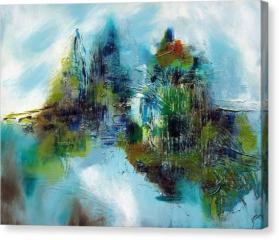 Up North Canvas Print by Jane Robinson