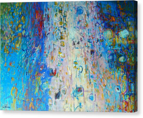 Uplifted Canvas Print by Dale  Witherow