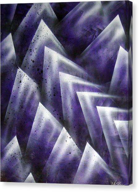 Upward Canvas Print by Leigh Odom