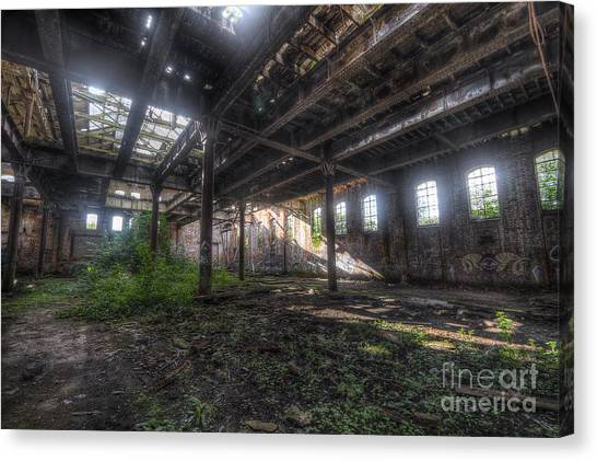 Urban Decay 2.0 Canvas Print