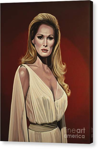 Acapulco Canvas Print - Ursula Andress 2 by Paul Meijering