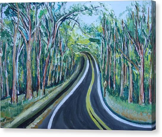 Us Landscpe-15 Canvas Print by Anand Swaroop Manchiraju