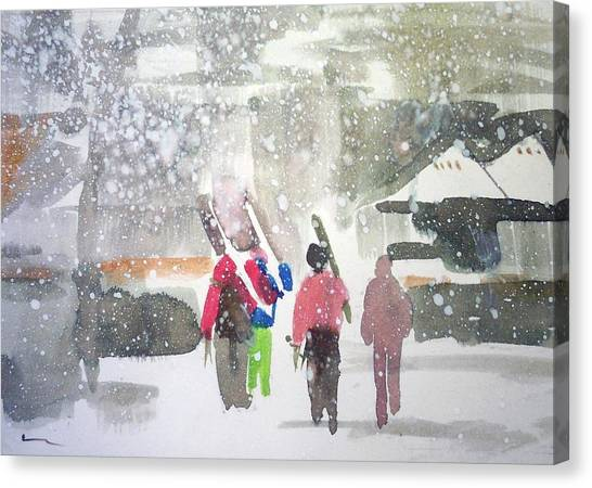 Vail,colorado  Canvas Print