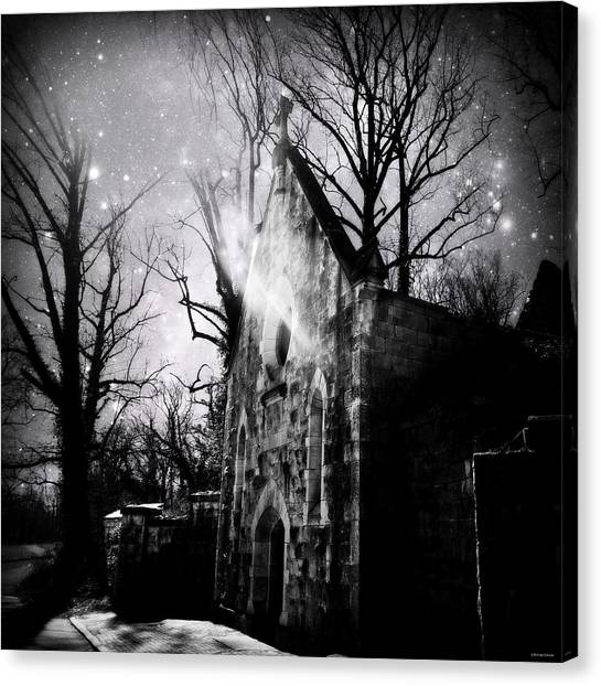 Vampiric Tendencies Canvas Print