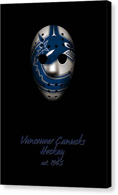 Vancouver Canucks Canvas Print - Vancouver Canucks Established by Joe Hamilton