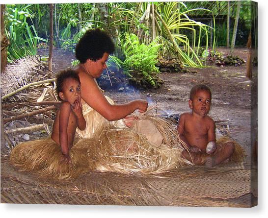 Vanuatu 3 Canvas Print