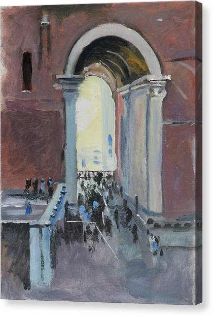 Vatican Canvas Print by Robert Bissett