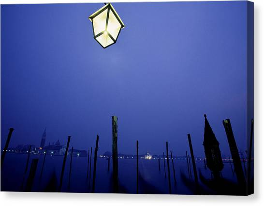 Venice Canvas Print by Brad Rickerby