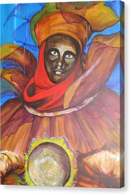 Venice Carnival 4 Canvas Print