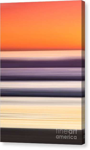 Venice Beach Canvas Print - Venice Steps  -  1 Of 3 by Sean Davey