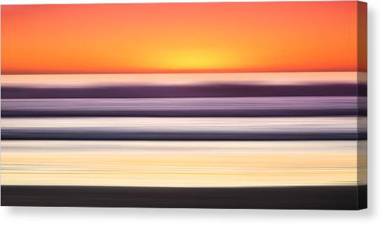 Venice Beach Canvas Print - Venice Steps by Sean Davey
