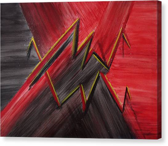 Venom Canvas Print by Chimera Kai
