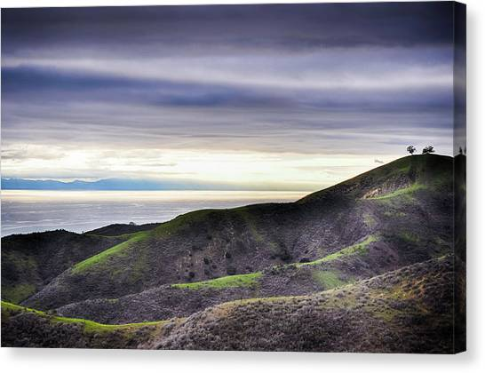 Ventura Two Sisters Canvas Print