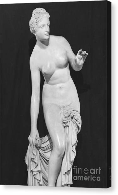 Venus Canvas Print - Venus by James Pradier