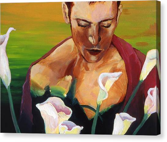 Vergil's Dawn Canvas Print