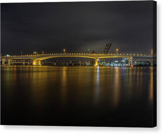 Viaduct Canvas Print