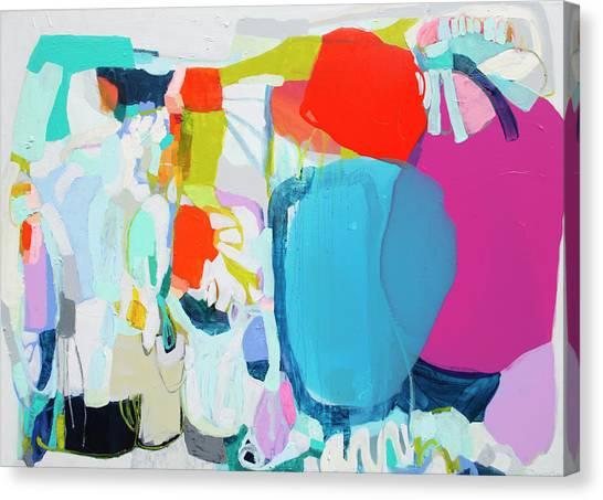 Canvas Print - Victoria's Grace by Claire Desjardins