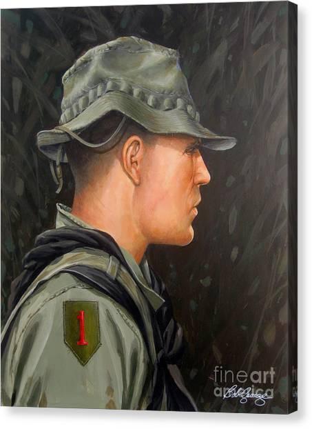 Vietnam Portraits No.12 Canvas Print
