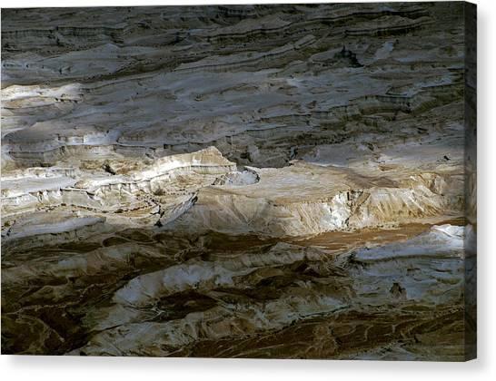 View From Masada Canvas Print