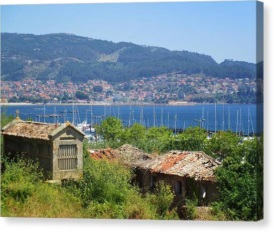 View Of Meira Canvas Print