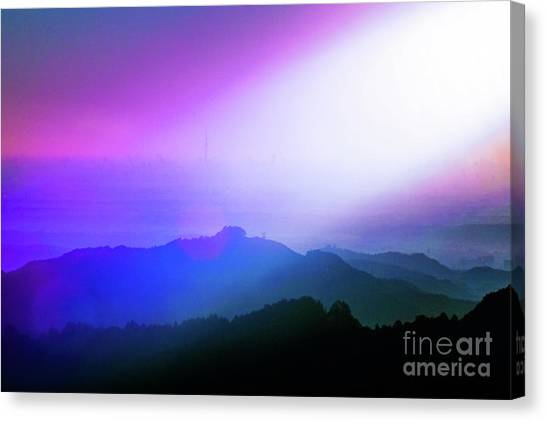 View Point Canvas Print