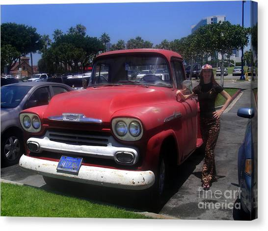 Chevrolet Apache Canvas Prints Page 2 Of 3 Fine Art America