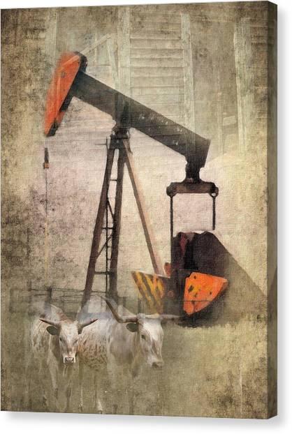 Vintage Enterprise Canvas Print