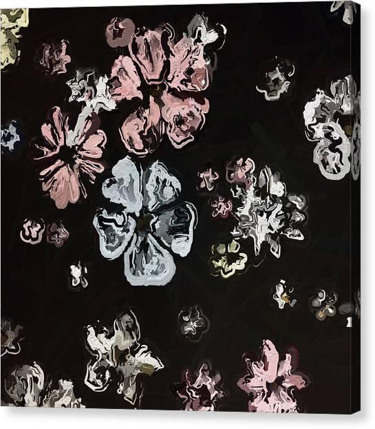 Canvas Print - Vintage Fabric by Modern Art